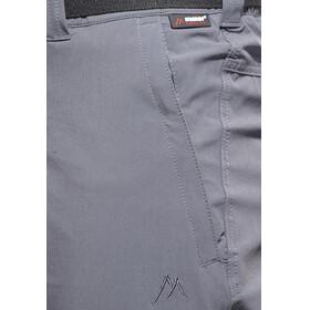 Maier Sports Nil - Pantalones de Trekking Hombre - gris